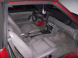 Black Fox Body Mustang Fox Body Mustang Black Interior Swap Dfw Mustangs