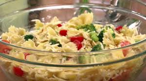 barefoot contessa pasta veggie bow tie pasta salad food network