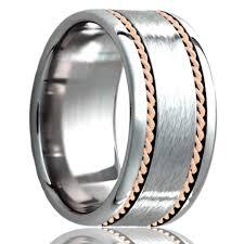 metal stone rings images Tungsten heavy stone rings jpg