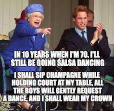 Salsa Dancing Meme - image tagged in queenkkk imgflip
