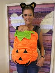 Infant Dog Halloween Costume 25 Baby Carrier Costume Ideas Maternity