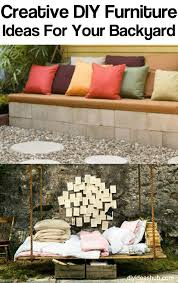 creative diy furniture ideas for your backyard hp jpg resize u003d1000 1583