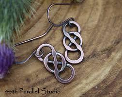 vire earrings wire earrings etsy