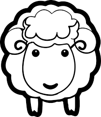 sheep coloring pages coloring page