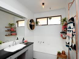 3 beautiful diy bathrooms for different budgets realestate com au