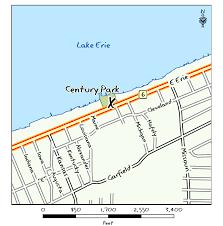 Michigan Dnr Burn Permit Map by Odnr Coastal Lake Erie Public Access