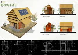 Bamboo Home Design Pictures by Download Bamboo House Plans Zijiapin