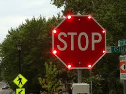 When Stop Signs Make Us Less Safe Fast Horse