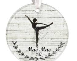 ornament personalizeddance ornament ballet