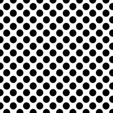 stampin d u0027amour free digi scrapbook paper black u0026 white polka dots