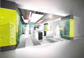 design bank commercial bank of dubai digital kiosk by fdp