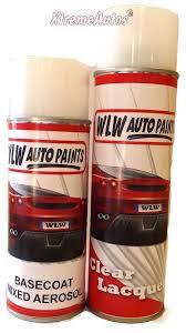 vw audi spray paint lacquer blue anthracite lc7v ebay