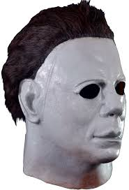 michael myers halloween ii hospital mask