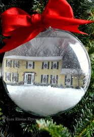 home for the holidays u0027 photo christmas ornament hometalk