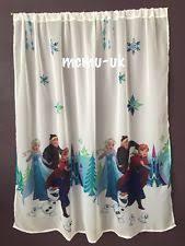 Curtains 240cm Drop Ready Made Children U0027s Net Curtains Ebay