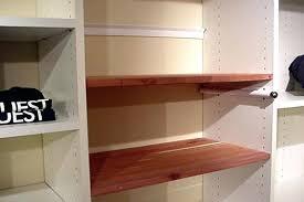 cedar closets cedar shelves corner shelves red cedar closet kits