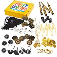 pirate party supplies 100 pack pirate party favors pirate theme birthday