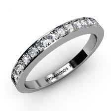 wedding cut rings images Fiona diamond wedding ring 0 30 carats jpg