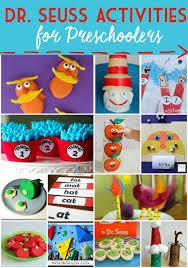 dr seuss activities for preschoolers elemeno p