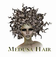 medusa hair costume second life marketplace boudoir medusa hair