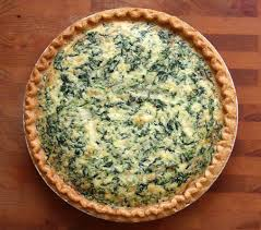 Spinach Quiche With Cottage Cheese by Spinach U0026 Gruyere Quiche