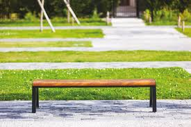 park benches brunea park bench exterior benches from mmcité architonic