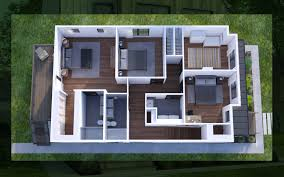 leed home plans eco two model