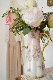 Shabby Chic Flower Arrangement by 74 Best Shabby Chic Art Images On Pinterest Flowers Pink Roses