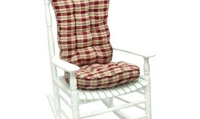 Rocking Chair Cushion Sets For Nursery Rocking Chair Cushions Overd Wooden For Nursery Outdoor Cushion