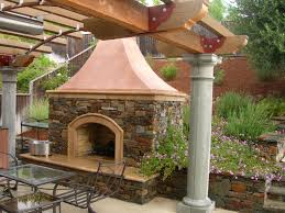 outdoor fireplaces pacific pool and spa