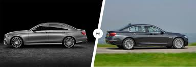 mercedes e class vs bmw 5 series comparison carwow