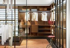 storage dressing room by porro stylepark