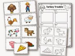 236 best thanksgiving at school images on preschool