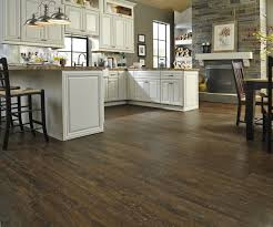 flooring small kitchen design with dark mannington adura and oak