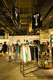 Boutique Concept Store 1st Of Its Kind Fashion Retail Concept Sects Shop Opens At Orchard