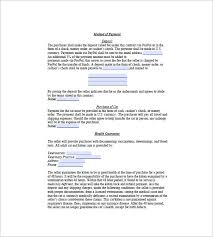 cat bill of sale 8 free sample example format download free