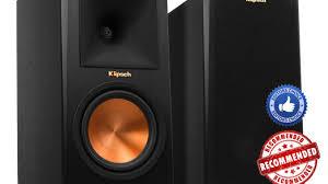 Klipsch Rb 41 Ii Bookshelf Speakers Klipsch Rp 160m Review Soundvisionreview