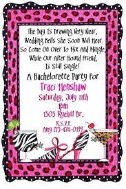 bachelorette party invite wording christmanista com