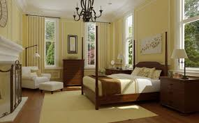 Yellow Bedroom Walls 3d Room Renderings Jane Lockhart Interior Design