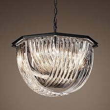 Rh Chandelier Modern Vintage Crystal Chandelier Lighting Rh Pendant Hanging