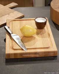 cleaning cutting boards martha stewart living no kitchen can
