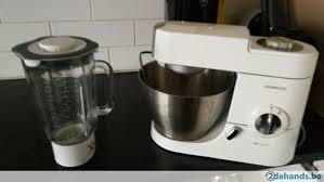 cuisine kenwood de cuisine kenwood à vendre complet te koop 2dehands be