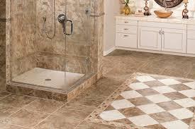 walk in shower glass doors bathroom bathroom marble look ceramic tiles floor walk in shower