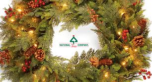 national tree company about wreaths