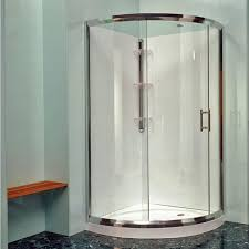Curved Shower Doors Homeplus Curved Shower Screens