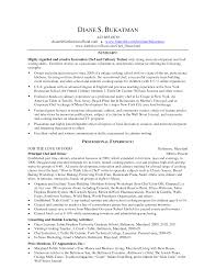 gallery of resume cover letter by email development chef cover