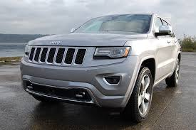 light green jeep cherokee 2014 jeep grand cherokee overland 4x4 test drive autonation drive