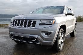 light green jeep cherokee 2014 jeep grand cherokee overland 4x4 test drive autonation drive