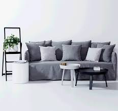 Grey Slipcover Sofa by White Couch Covers Sofa Slip Covers Inspiring Sofa Slip Covers