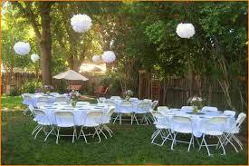 wedding ideas on a budget backyard wedding reception ideas on a budget home design and idea